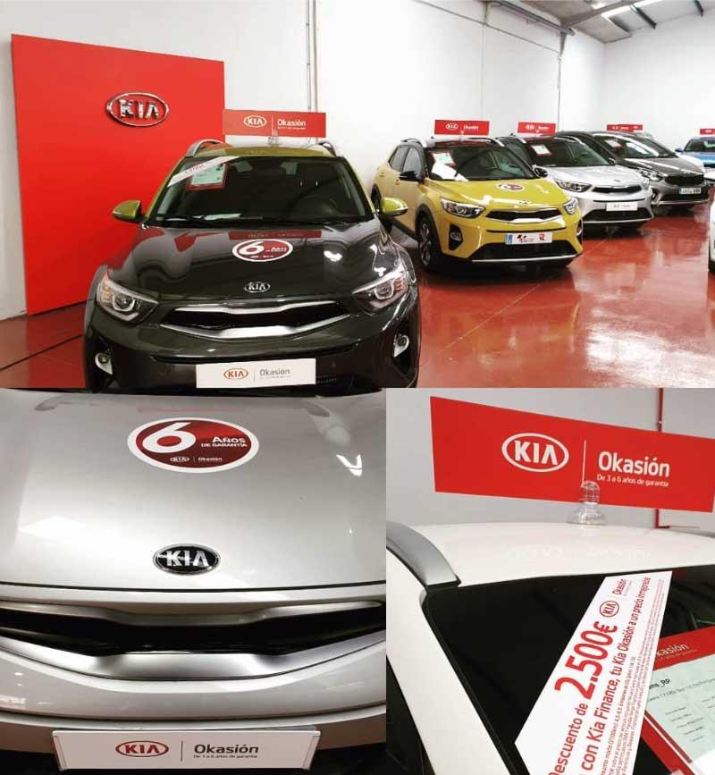 coches de ocasion kia en malaga
